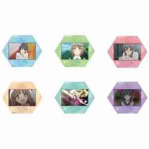 Rascal Does Not Dream of Bunny Girl Senpai Trading Acrylic Badge