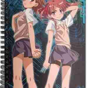 A Certain Scientific Railgun Misaka and Kuroko Notebook
