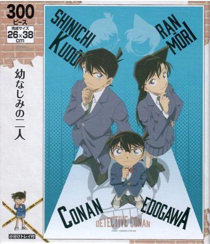 Detective Conan Childhood Friend 300pc Jigsaw Puzzle