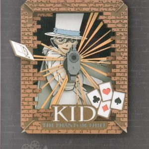 Detective Conan Kid The Phantom Thief Paper Theater