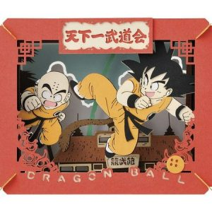Dragon Ball Paper Theater The 22nd World Martial Arts Tournament