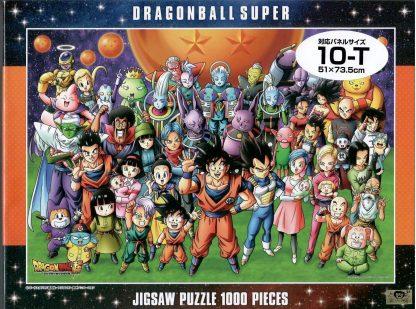 Dragon Ball Super Gathering 1000pc Jigsaw Puzzle