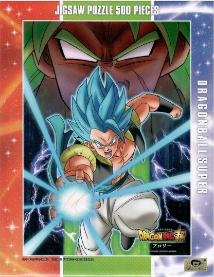 Dragon Ball Super Saiyan Battle! 500pc Jigsaw Puzzle