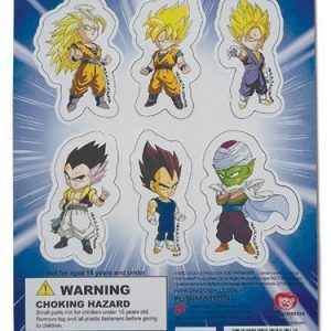 Dragon Ball Z Magnet Collection