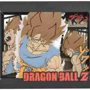 Dragon Ball Z Paper Theater Awakening! Super Saiyan!