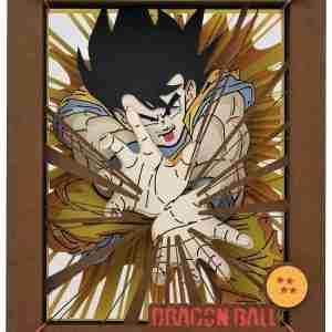 Dragon Ball Z Paper Theater Kamehameha