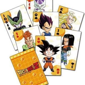 Dragon Ball Z SD Group Playing Cards