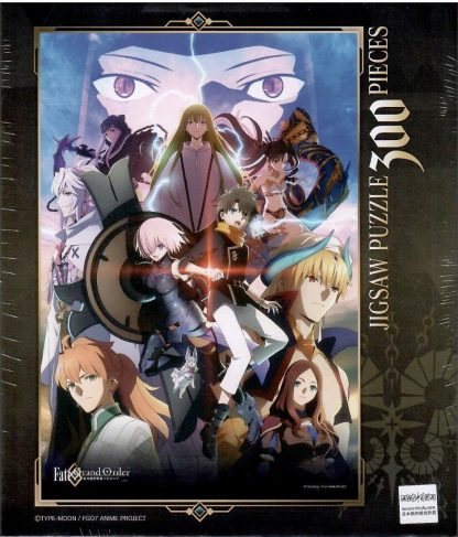 Fate/Grand Order Absolute Demonic Front 300pc Jigsaw Puzzle