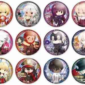 Fate/Grand Order Charatoria Can Badge Vol. 2