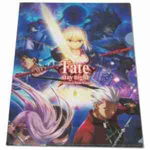 Fate/stay night Group File Folder