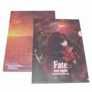Fate/stay night Rin & Archer File Folder