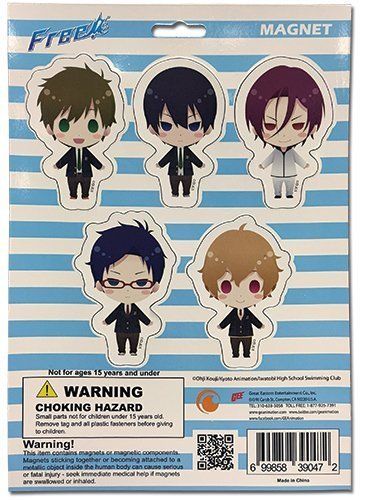 Free! Magnet Collection 2