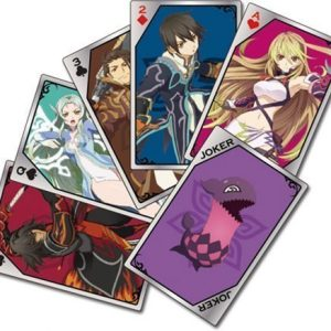 Tales of Xillia Playing Cards