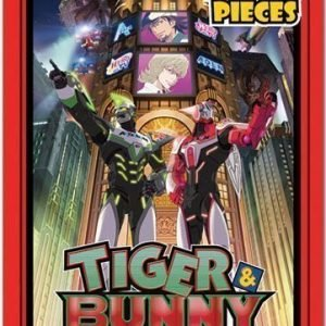 Tiger & Bunny Group 1000pc Jigsaw Puzzle