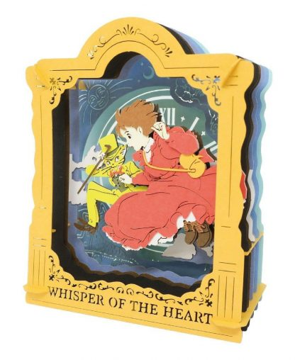 Whisper of the Heart Paper Theater Riding the Updraft